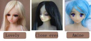 WM doll 65 см